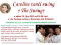 Caroline tančí swing